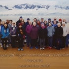 Group photo leaving Antarctica