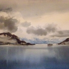 Painting of Admiralty Bay