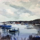 Strahan (WC, 74 x 55cm) SOLD