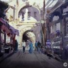 Studio-demo-Market-Scene