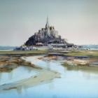 Mont Saint Michel (74 x 54cm)
