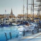 Pirate Ships St Malo (74 x 54cm)