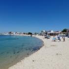 Front beach Armona Island