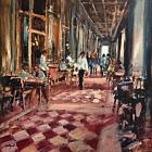 Florian Exterior, Venice (Oil,1000x1000cm)