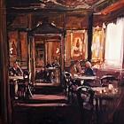 Florian Interior, Venice (Oil, 1000x1000cm)