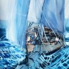 Sailing (54x74cm)