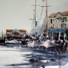 Demonstration painting Strahan1