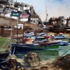 Mevagissey UK (Colourist WC 35x40cm)