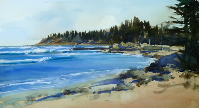 Norfolk Island Amanda Hyatt