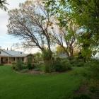 Corynnia Station garden and homestead