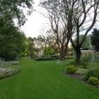 Corynnia Station garden