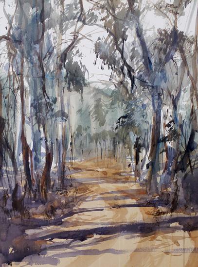 En Plein Air Paintings Amanda Hyatt