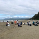 Group-painting-at-Port-Douglas
