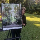 Painting-botanic-garden-Cairns