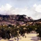 Finished-painting-of-the-Arkaba-Range