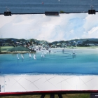 Painting of Kinsale Harbour