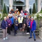 The workshop group at the Great Southern Hotel Killarney