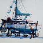 Boat Repairs, Stillwater (Demonstration)