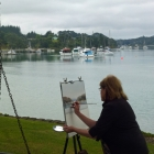 Painting at Stillwater
