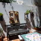 Venue courtyard