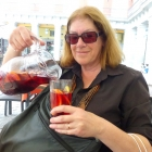 Well deserved jug of sangria