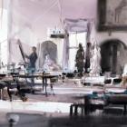 The-Sculptors-Studio-WC-(32-x-23cm) SOLD