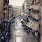 Parisian-Street-Scene-WC-40x52cm