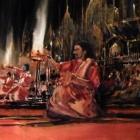 Varanasi Ceremony WC 1200x900cm