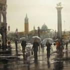 Grey May Day Venice