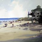 Cottesloe-Beach-Fremantle-Western-Australia-WC-70-x-50cm